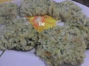 Fish cakes Tortitas pescado