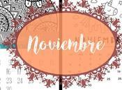Noviembre Calendarios gratuitos