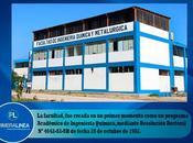Huacho: FACULTAD INGENIERÍA QUÍMICA METALÚRGICA UNJFSC CELEBRA ANIVERSARIO INSTITUCIONAL