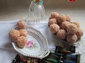 Bolitas boniato coco