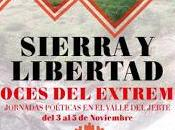 "Jornadas poéticas ""Sierra Libertad"". Voces Extremo."