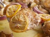 Pollo Horno Limon