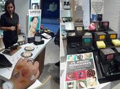 Evento Body Shop Sevilla: mascarillas faciales