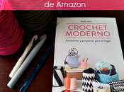 Unboxing review libro CROCHET MODERNO Amazon