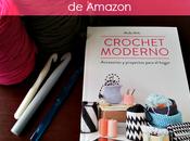 Unboxing review libro CROCHET MODERNO Amazon