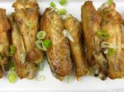 Receta alitas pollo fritas (con toque ajo)