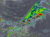ATENTOS! Potente Vaguada prolongada Caribe mantiene inestabilidad cuidado hasta Venezuela