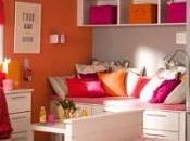 Colores para dormitorios chicas adolescentes
