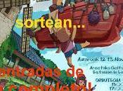 """Sorteo para """"Festival Manga Getxo 2016"""""""