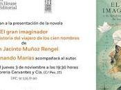 """Presentación Gran Imaginador"""" Juan Jacinto Muñoz Rengel"""