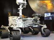 robot Curiosity encuentra extraño #meteorito metálico #Marte