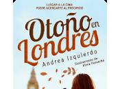 Reseña: Otoño Londres- Andrea Izquierdo