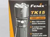Fenix TK15 Ultimate Edition
