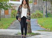 Outfit: Chaqueta Étnica