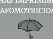 Fichas imprimibles grafomotricidad motricidad fina