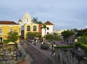 Cartagena, colores