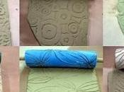 Rodillos textura