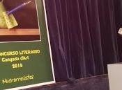 PRIMER PREMIO MICRORRELATOS Concurso Literario Canyada d´Art 2016