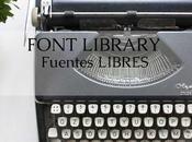 Font Library Fuentes Libres