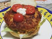 Hamburguesas Crispichiken pollo