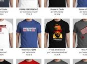 Camisetas chico House Cards