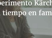 Experimento Kärcher: tiempo pasamos hijos