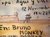 Exposición Brunomonkeybarber.