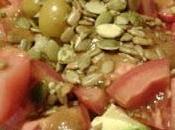 Alimentación consciente: Ensalada