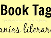 BookTag Manías Literarias