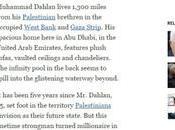 regimen (palestino) como Assad Sadam.