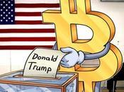 Reacciones monedas virtuales victoria trump