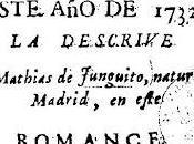 Romance plausible fiesta Nuestra Señora Almudena. Madrid, 1732