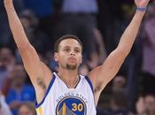 idilio entre triple Stephen Curry