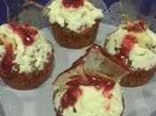 Cupcakes velvet para noche Halloween