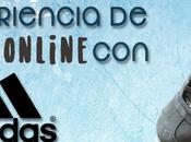 experiencia compra Online Adidas.