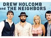 Drew holcomb neighbors