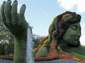 Mosaïcultures International: esculturas hechas plantas dejarán boquiabierto
