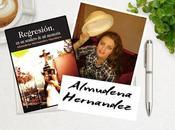café con... Almudena Hernández Martinez