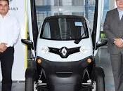 Renault Twizy, solución para transporte urbano responsable