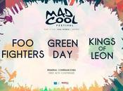 Kings Leon, tercer cabeza cartel Cool Festival 2017 (junto Fighters Green Day)