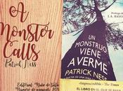 Reseña: monstruo viene verme, Patrick Ness