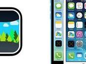 Panorama para realizar imágenes panorámicas grados iPhone