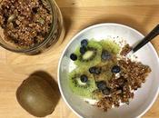 Granola Casera Desayuno Saludable Gluten