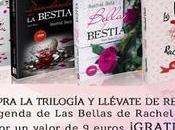 ¡Lanzamiento Bella Bestia, desenlace trilogía Tiger Rose!