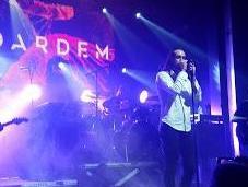 Dardem (2016) Sala Arena. Madrid
