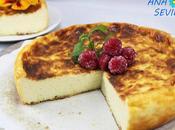 Tarta queso Viña (Thermomix, tradicional olla