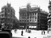 Rotonda Reina Victoria Plaza Canalejas. Madrid, 1916