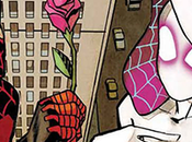 motivante romance entre Spider-Gwen Miles Morales