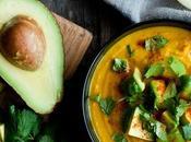 Crema verduras para fatiga adrenal