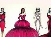 moda imita dibujos animados
